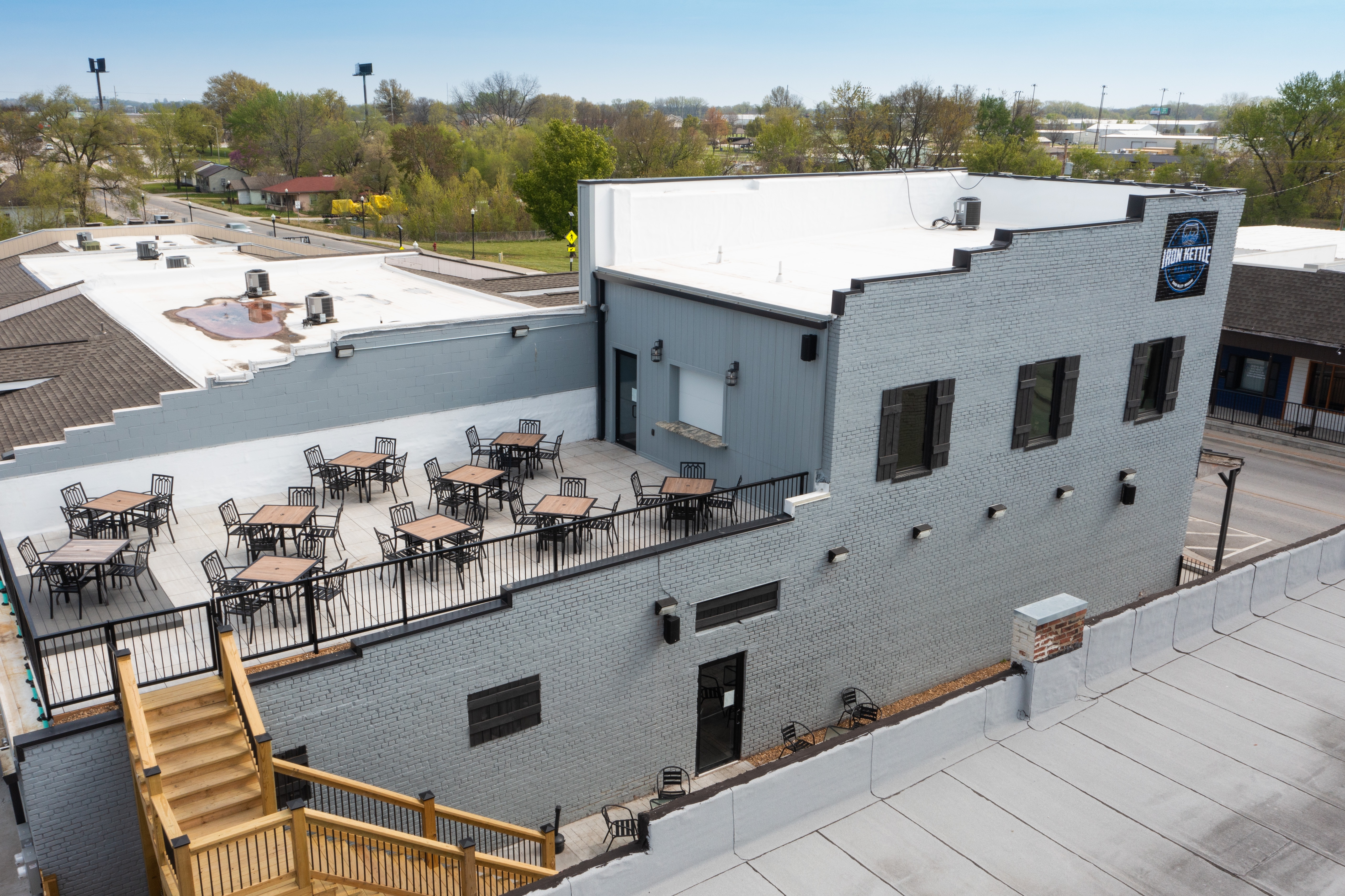 Iron Kettle Brewing